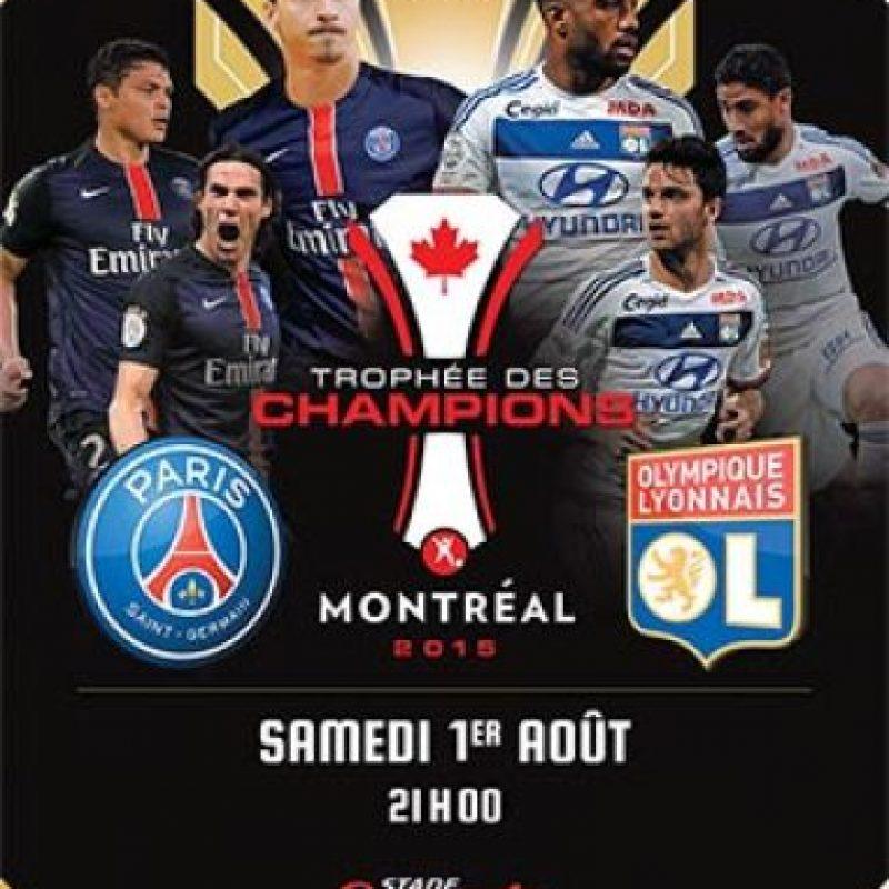 1 de agosto – Supercopa de Francia