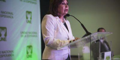 Así respondió Sandra Torres a la acción del partido CNN sobre su nacionalidad