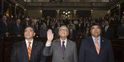 Alejandro Maldonado logra apoyo y es el vicepresidente