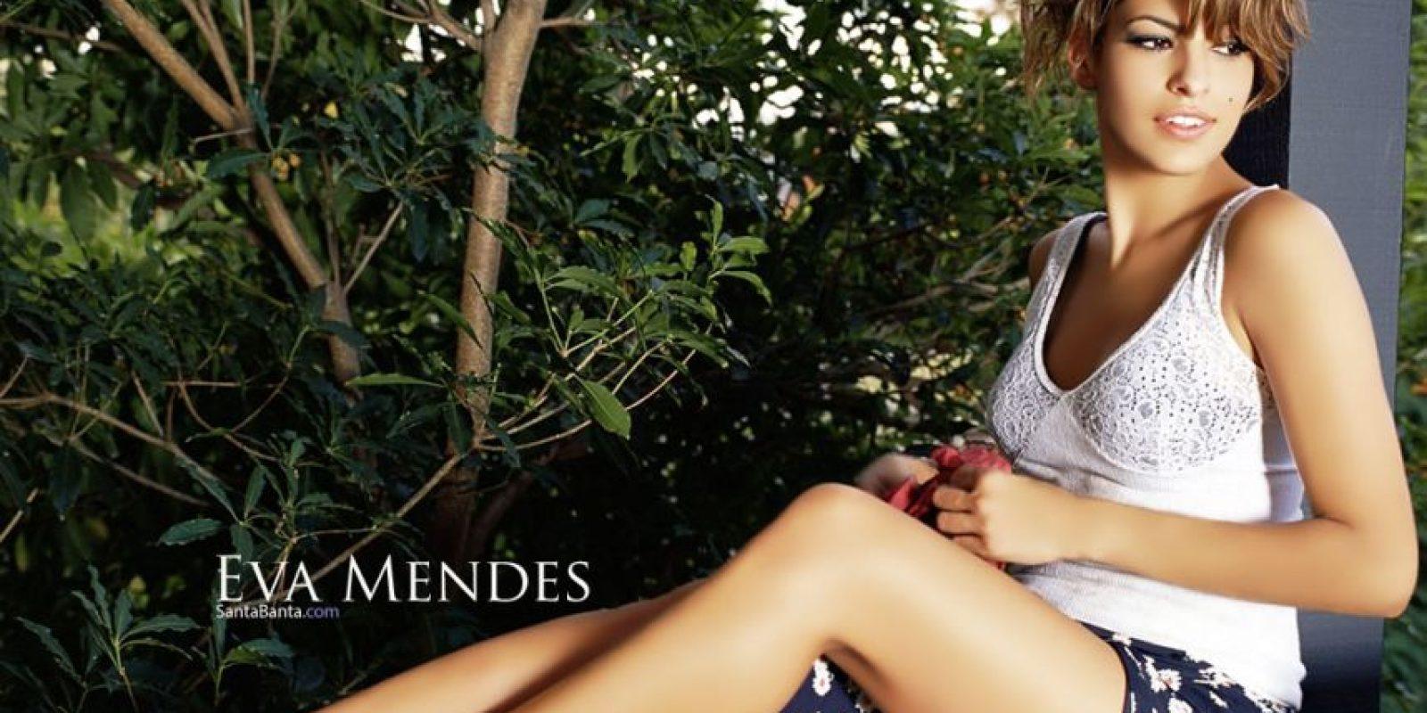 Eva Mendes Foto:Agencias