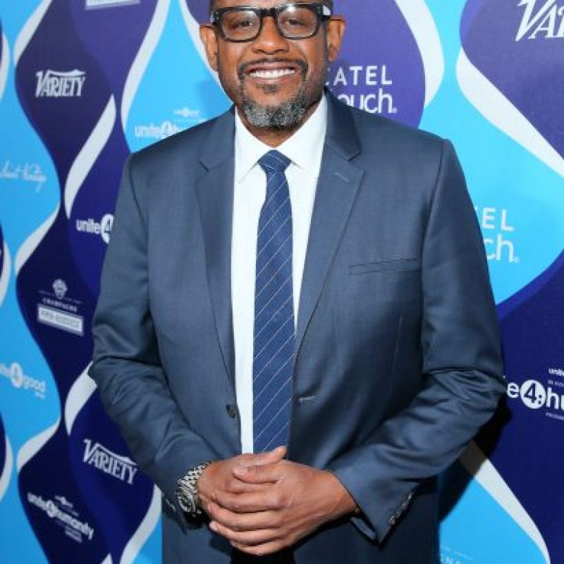 "Forest Whitaker – ""Robbie Robertson"" Foto: Getty Images"