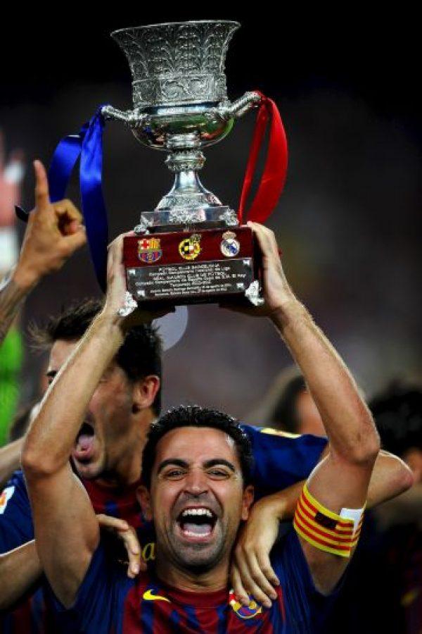 17 de agosto – Supercopa de España Foto:Getty Images