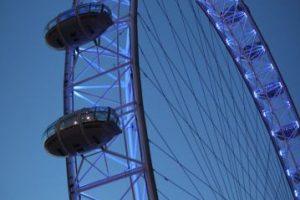 Se encuentra en Londres, Inglaterra, fue construido en 1998 y su altura es de 135 metros. Foto:Getty Images