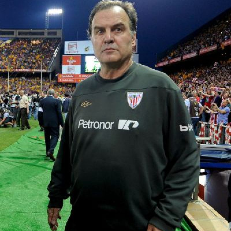 5. Marcelo Bielsa vs. Fernando Llorente. Foto: Getty Images