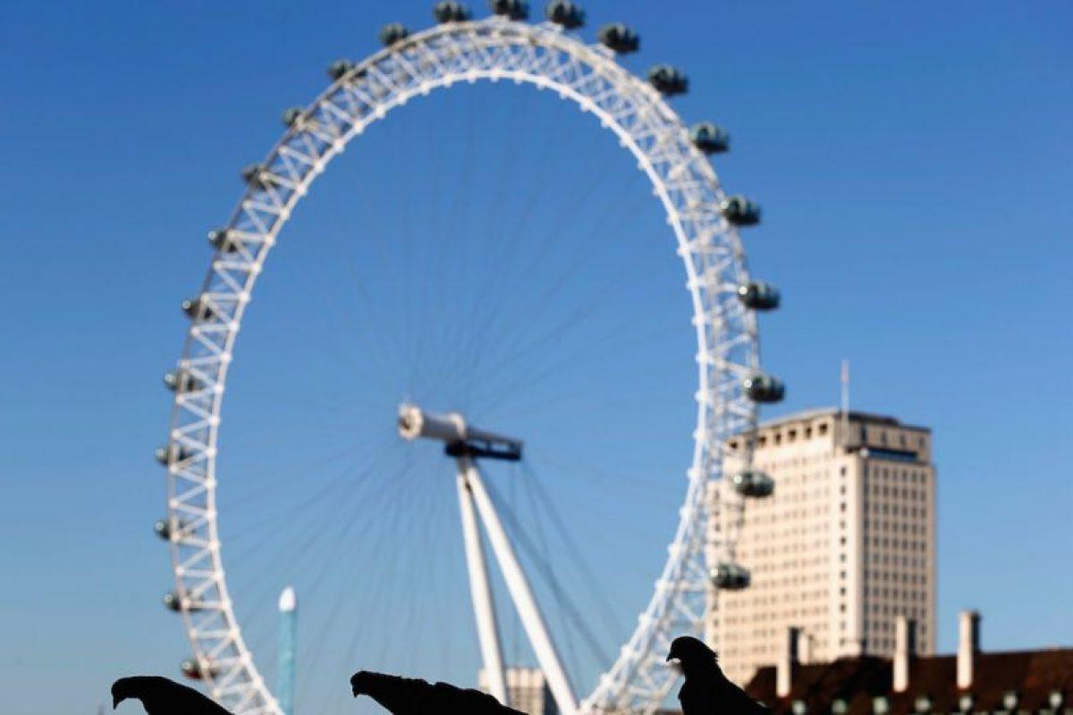 London Eye. Foto:Getty Images