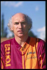 Carlos Bianchi. Como jugador fue campeón con Velez Sarsfield en 1968 Foto:Getty Images
