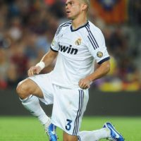 2. Pepe en Real Madrid. Foto: Getty Images