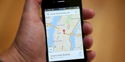 El truco solo funciona si tienen descargada la última versión de Google Maps (9.12) Foto:Getty Images
