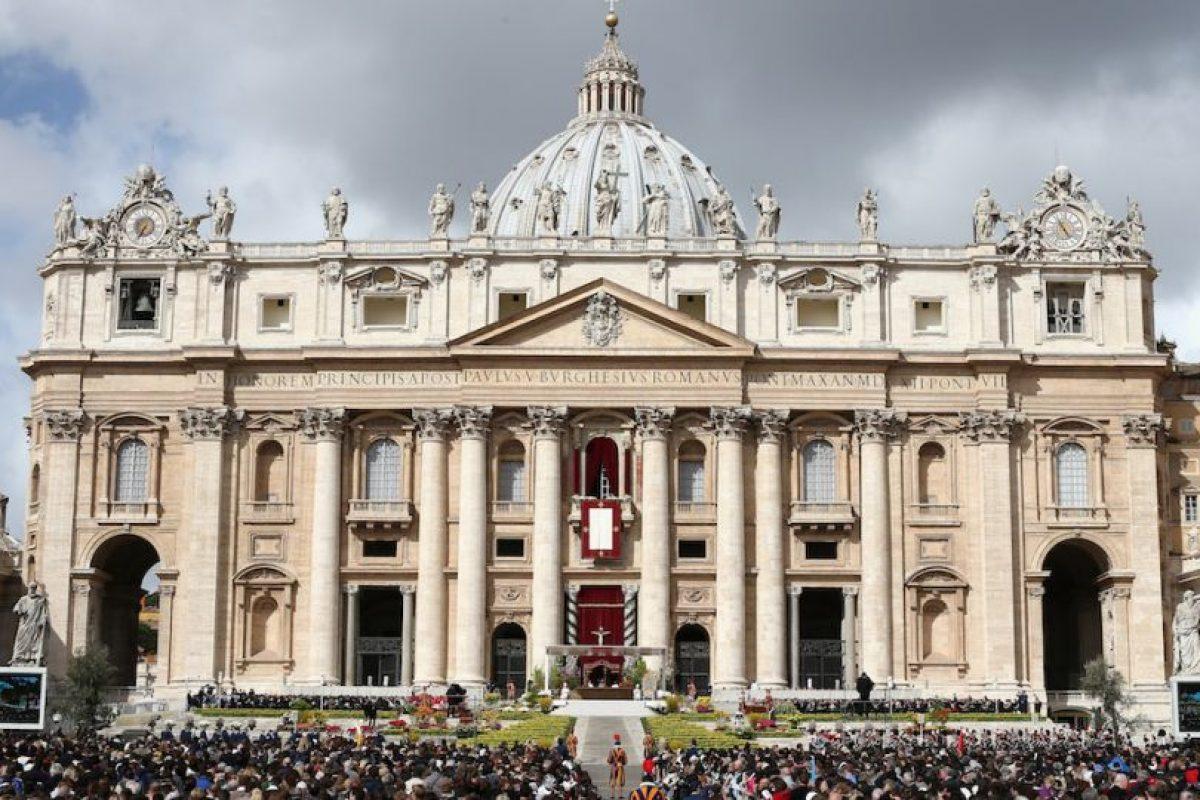Es la sede del Papa Francisco I y donde se encuentra la Basílica de San Pedro. Foto:Getty Images
