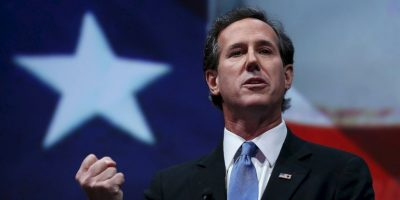 2. Rick Santorum- Foto:Getty Images