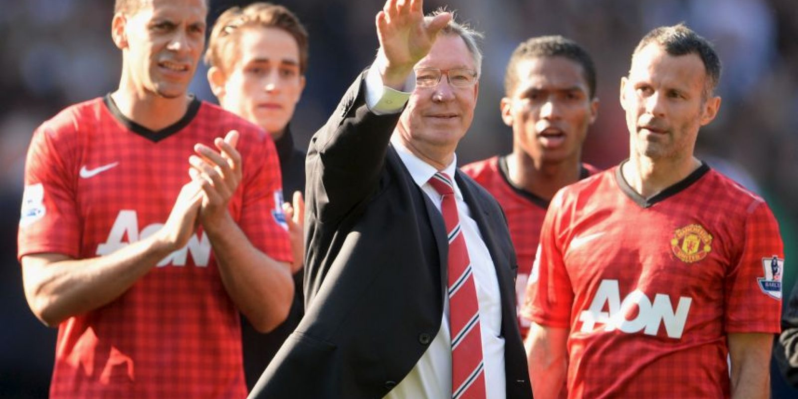 7. Manchester United (Fútbol) Foto: Getty Images