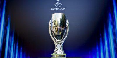 11 de agosto – Supercopa de Europa Foto:Getty Images