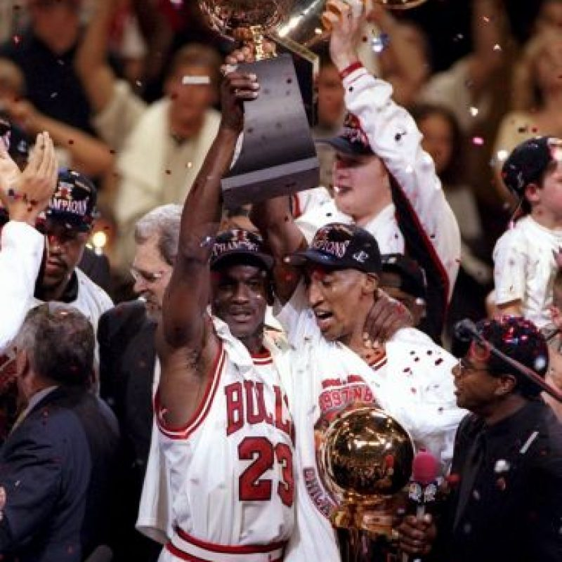 9. Chicaco Bulls (Baloncesto) Foto: Getty Images