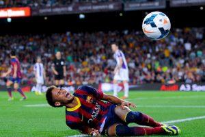 3. Neymar en Barcelona. Foto:Getty Images