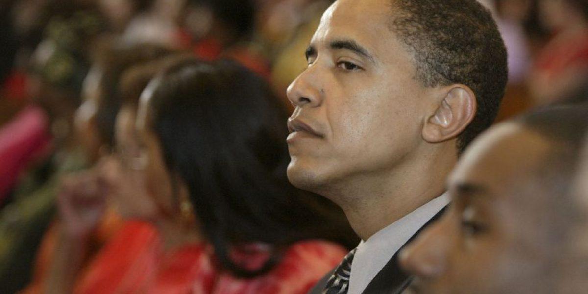 FOTOS: Así ha cambiado Obama desde que se volvió una figura política