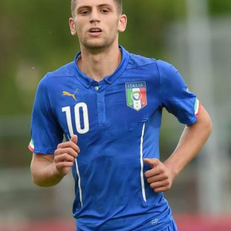 4. Domenico Berardi / Sassuolo / Italia / 20 años / Extremo derecho Foto:Getty Images