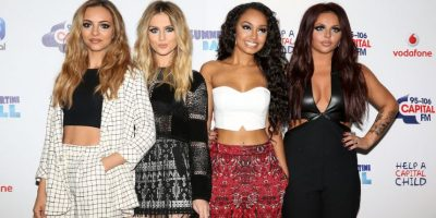 "Al igual que One Direction, Little Mix se formó en la versión británica de ""The X Factor"" Foto: Getty Images"