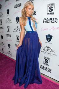 """Paris Hilton aseguró que su cuerpo no tiene ninguna cirugía y que es """"toda natural"""". Foto:Getty Images"""