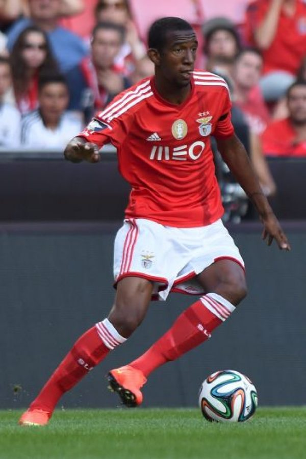 14. Anderson Talisca / Benfica / Brasil / 21 años / Mediocampista ofensivo Foto:Getty Images