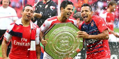 2 de agosto – Community Shield de Inglaterra Foto:Getty Images