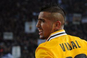 5. Arturo Vidal en la Juventus. Foto:Getty Images