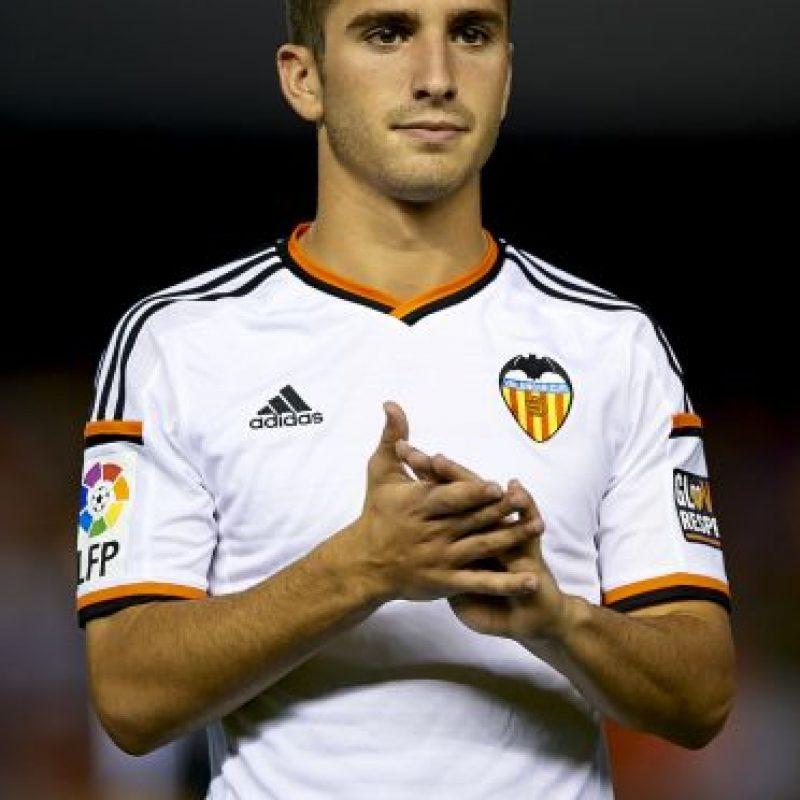 8. José Gayá / Valencia / España / 20 años / Lateral izquierdo Foto:Getty Images