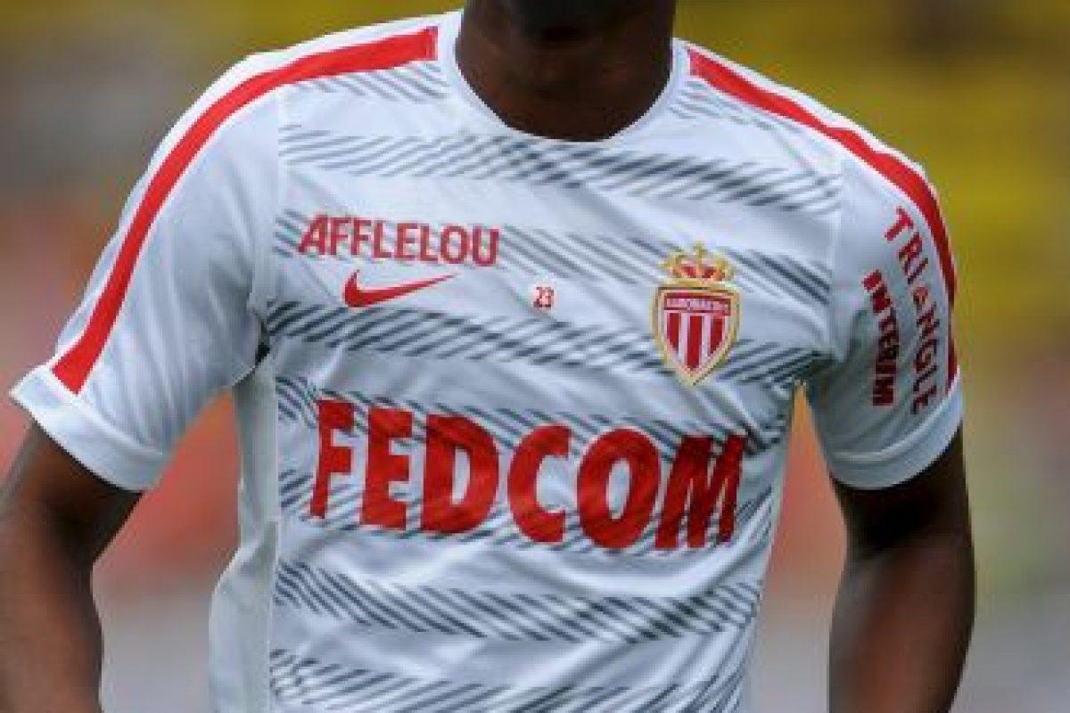 17. Anthony Martial / AS Mónaco / Francia / 19 años / Centro delantero Foto:Getty Images