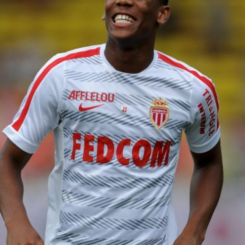 17. Anthony Martial / AS Mónaco / Francia / 19 años / Centro delantero Foto: Getty Images