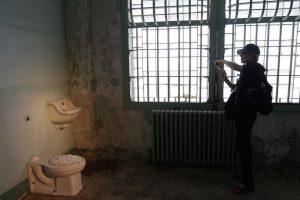 Cárcel de Alcatraz. Foto:Getty Images