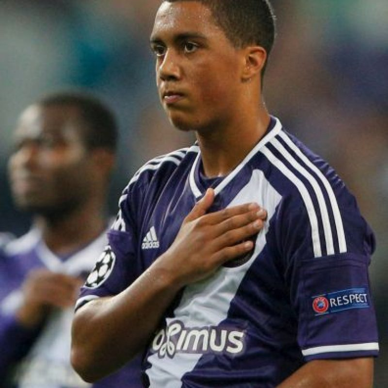 12. Youri Tielemans / Anderletch / Bélgica / 18 años / Mediocentro Foto: Getty Images