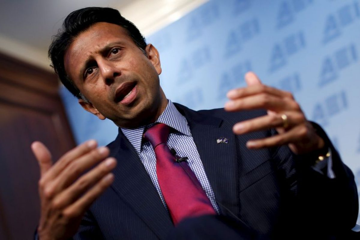 3. Bobby Jindal Foto: Getty Images