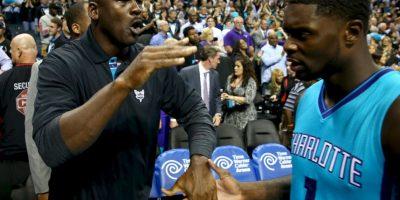 Ahora es dueño de los Charlotte Hornets Foto:Getty Images