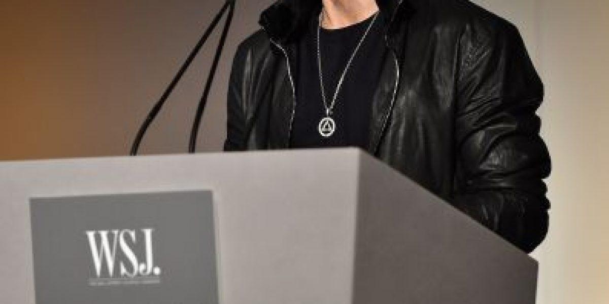 Eminem atribuyó su aumento de peso a la drogadicción