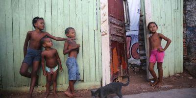 La décima posición la ocupa São Luís, ciudad de Brasil, en la que la tasa es de 64.71 por ciento. Foto:Getty Images