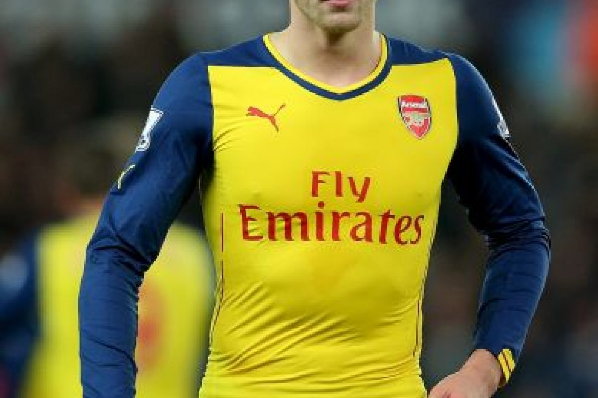 19. Calum Chambers / Arsenal / Inglaterra / 20 años / Lateral derecho Foto:Getty Images
