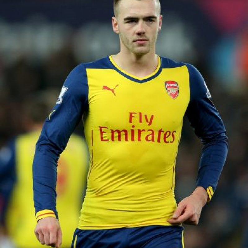 19. Calum Chambers / Arsenal / Inglaterra / 20 años / Lateral derecho Foto: Getty Images