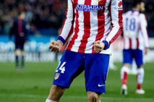 5. José María Giménez / Atlético de Madrid / Uruguay / 20 años / Defensa central Foto:Getty Images