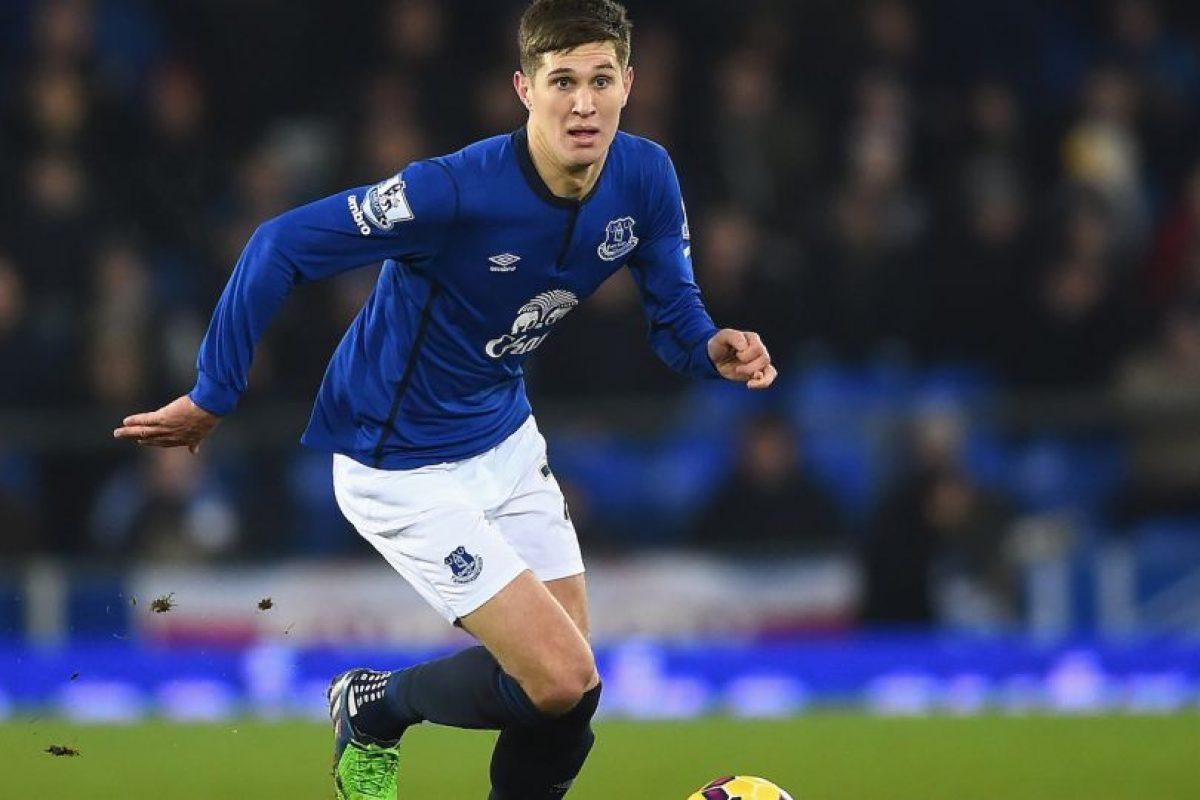16. John Stones / Everton / Inglaterra / 20 años / Defensa central Foto:Getty Images