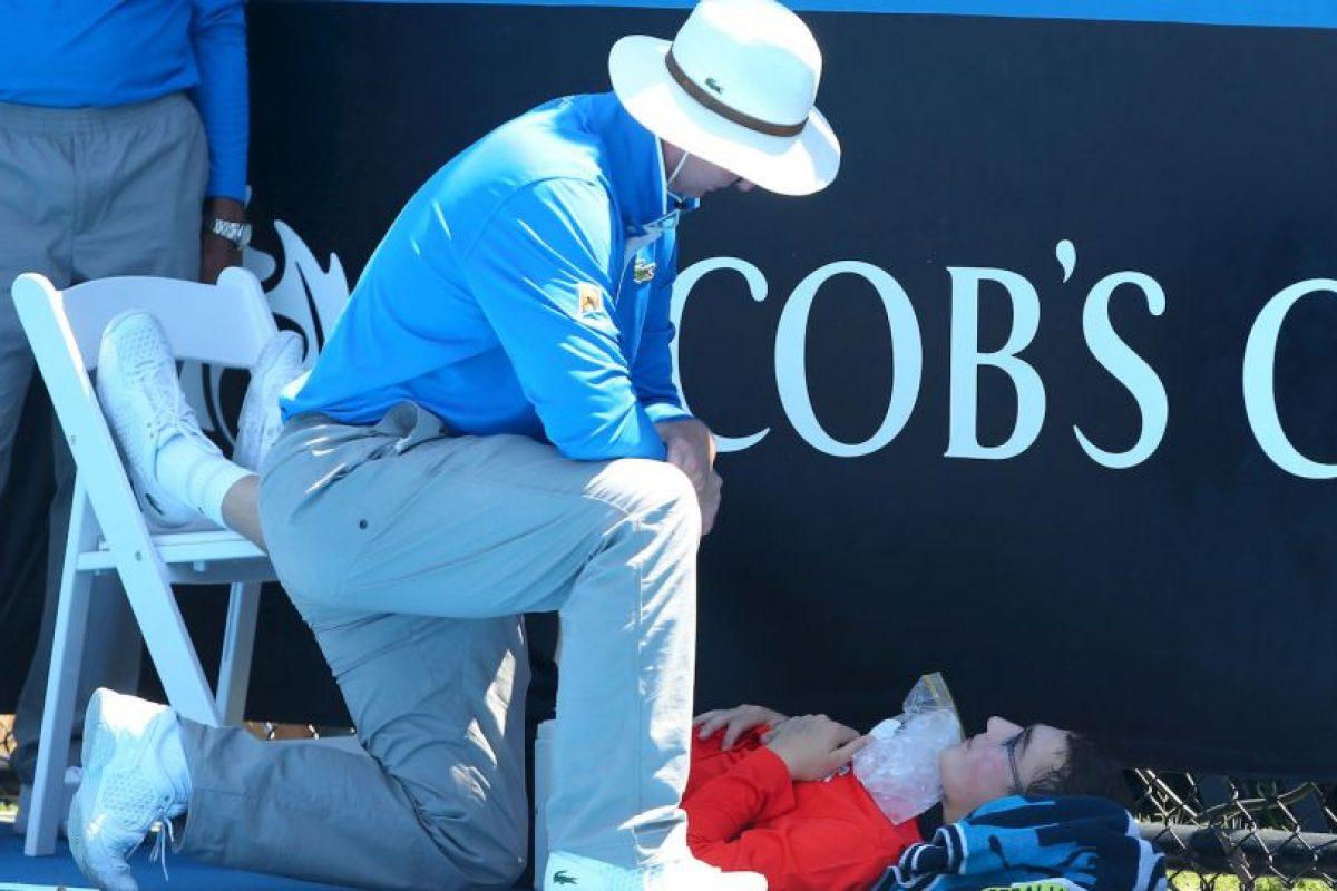 Aunque dolorosos, los calambres por calor no son graves ni deben ser motivo de preocupación Foto:Getty Images