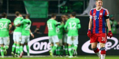 Wolfsburgo vs. Bayern Munich. Foto:Getty Images