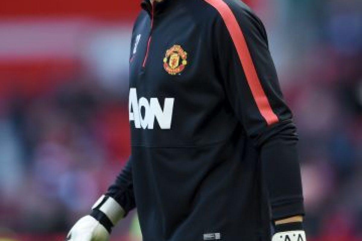 """Parece más bien una """"guerra fría"""", pero el hecho es que Van Gaal no quiere al español en su equipo. Foto:Getty Images"""