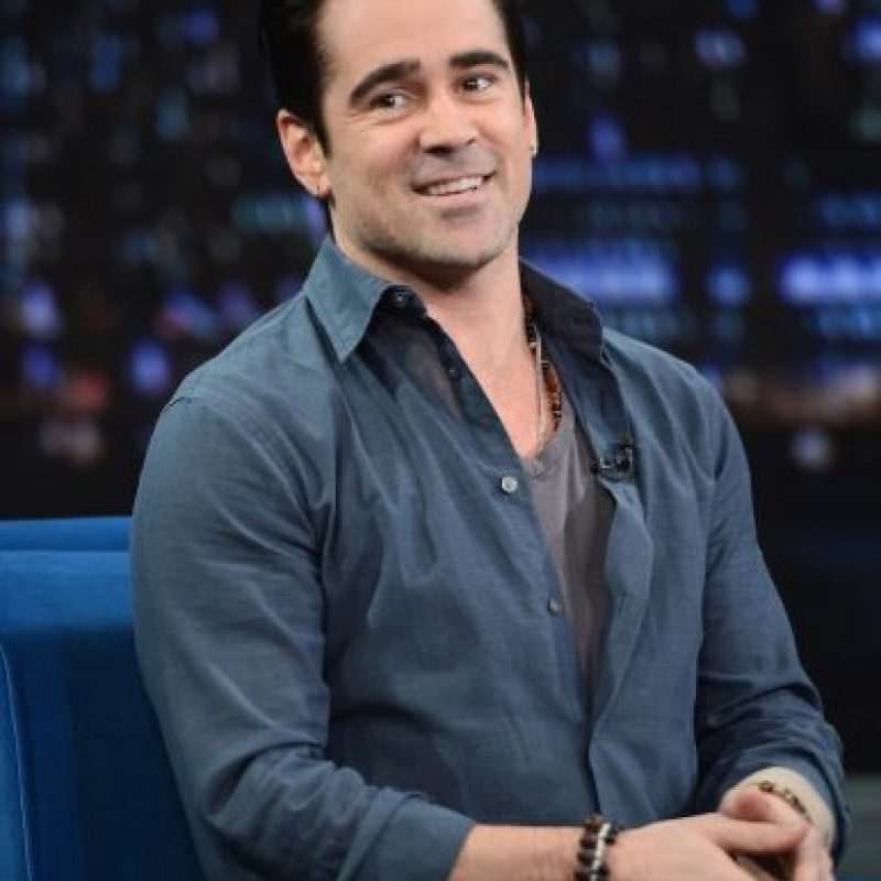 Colin Farrell es un actor irlandés. Foto: Getty Images