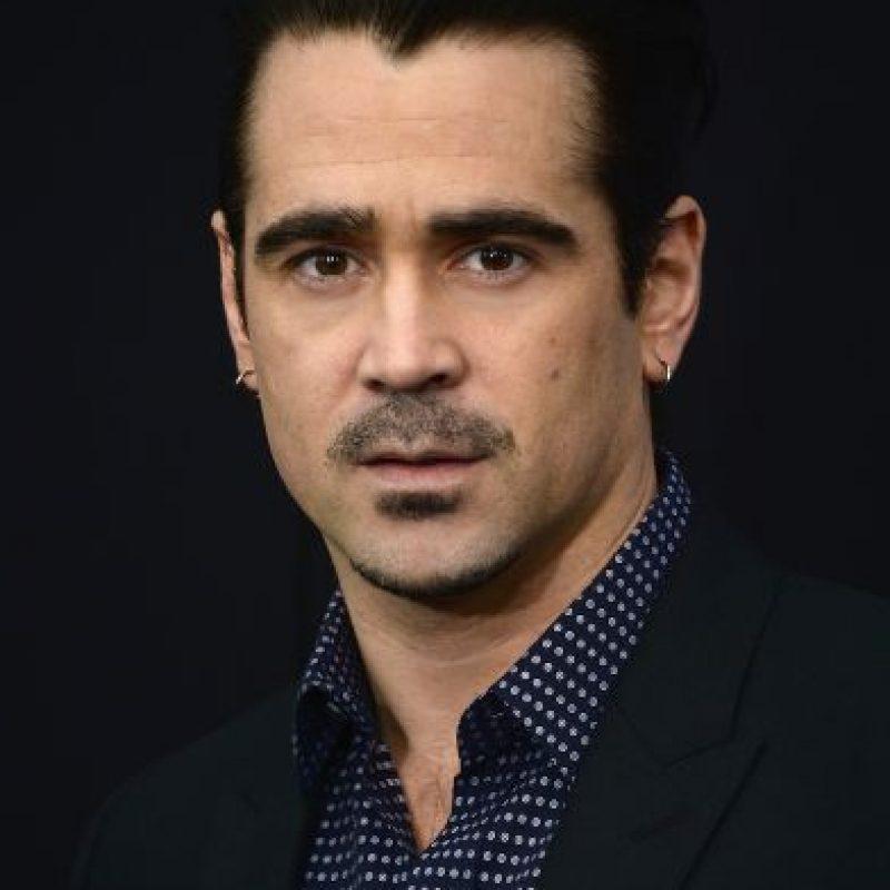 Farrell ha sido ganador del Globo de Oro. Foto:Getty Images