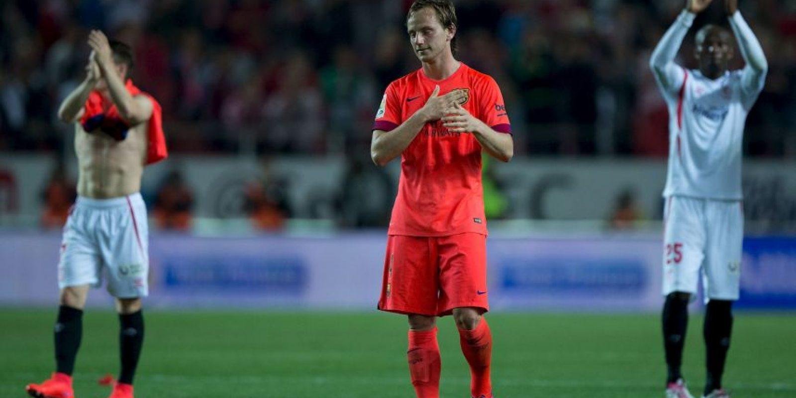 Barcelona vs. Sevilla. Foto:Getty Images