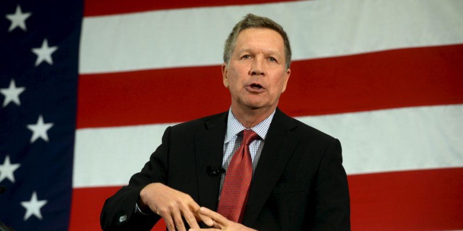 9. John Kasich Foto: Getty Images