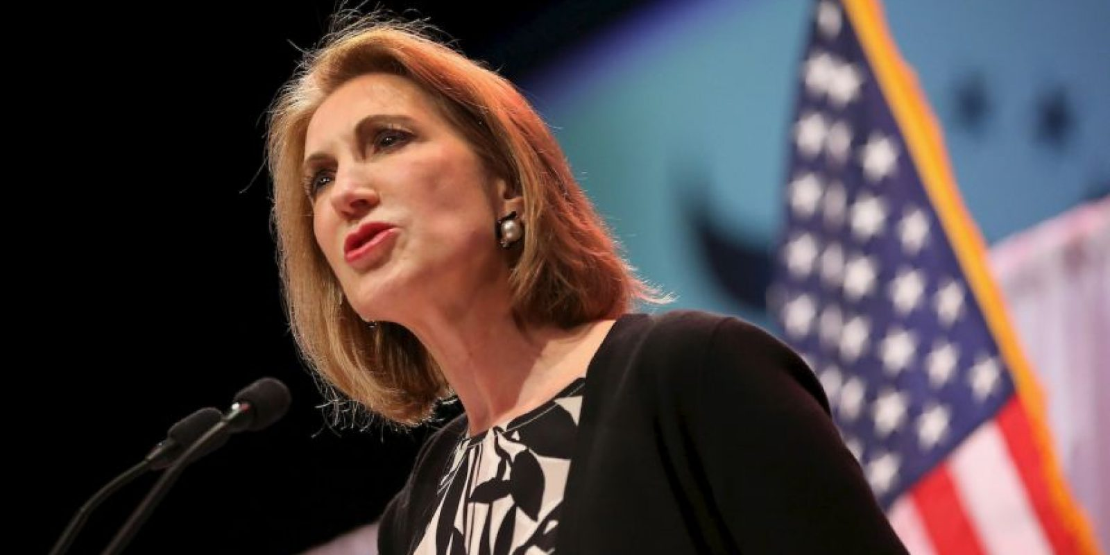 4. Carly Fiorina Foto: Getty Images