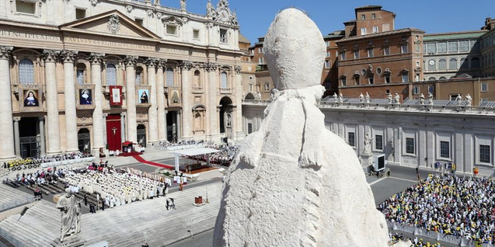 El Vaticano. Foto: Getty Images