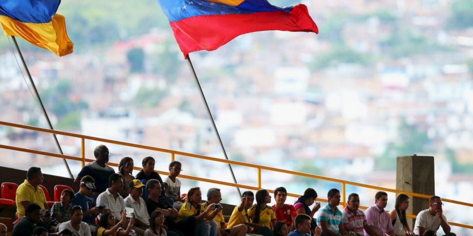 Cali, (Colombia) tiene una tasa de 65.25 por ciento de homicidios, de un un total de 100 mil habitantes, dejando a la ciudad en novena posición. Foto:Getty Images