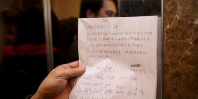 """Ya no sabemos en quién confiar"", comentó Hui Foto:Getty Images"