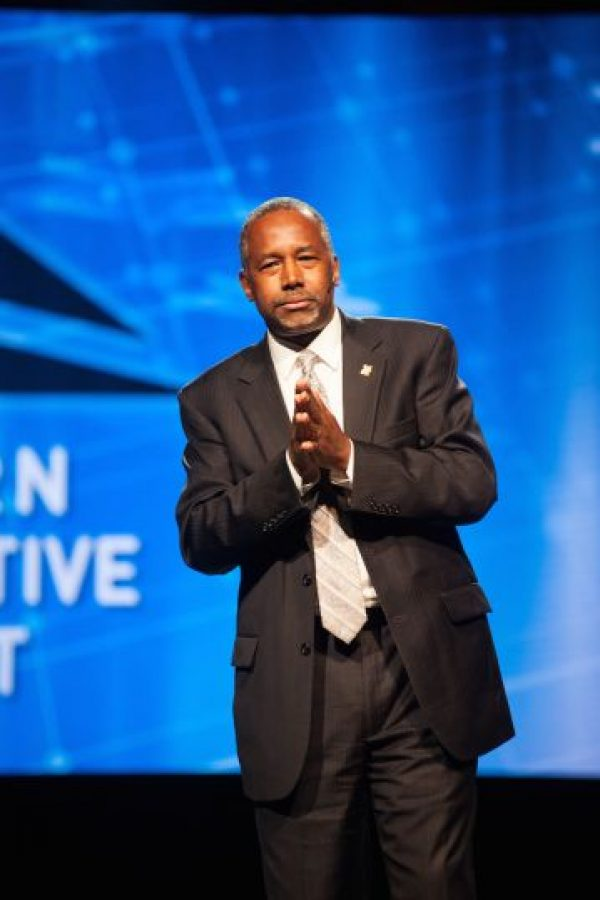 6. Ben Carson Foto: Getty Images